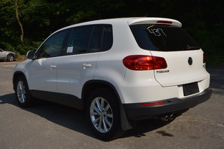 2014 Volkswagen Tiguan SE Naugatuck, Connecticut 2