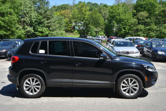 2014 Volkswagen Tiguan SE Naugatuck, Connecticut 5