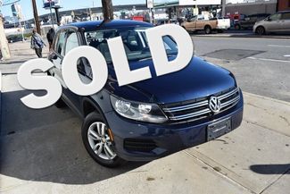 2014 Volkswagen Tiguan S Richmond Hill, New York