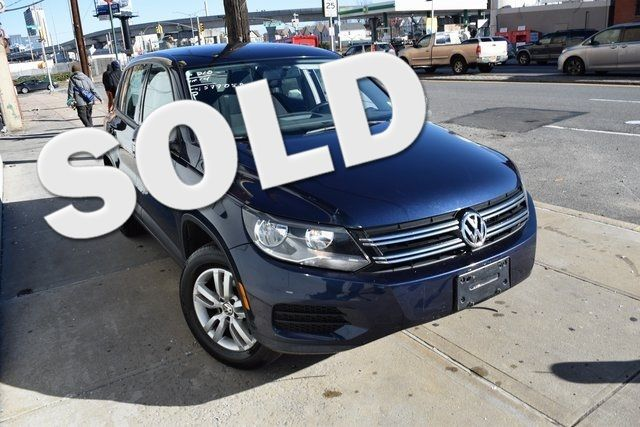2014 Volkswagen Tiguan S Richmond Hill, New York 0