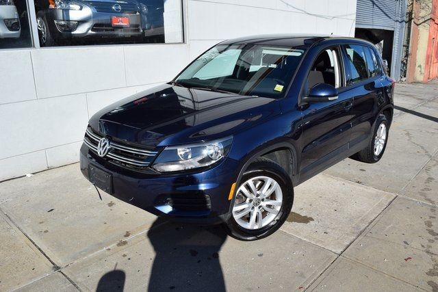 2014 Volkswagen Tiguan S Richmond Hill, New York 1