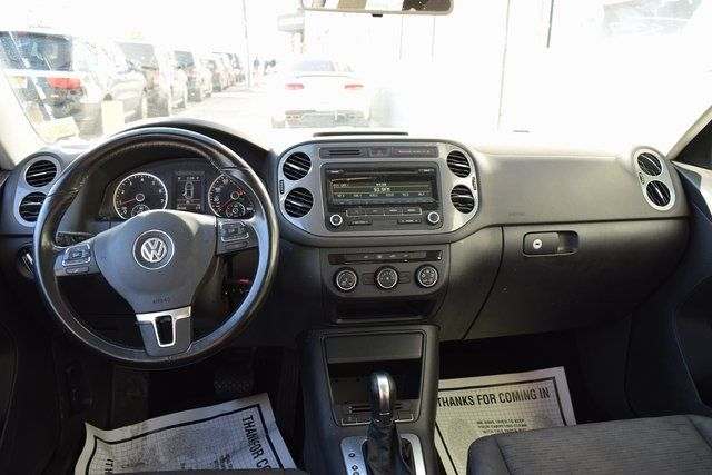 2014 Volkswagen Tiguan S Richmond Hill, New York 14