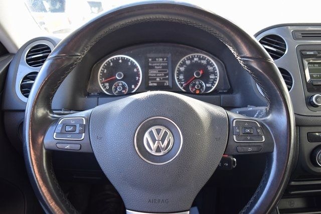 2014 Volkswagen Tiguan S Richmond Hill, New York 31