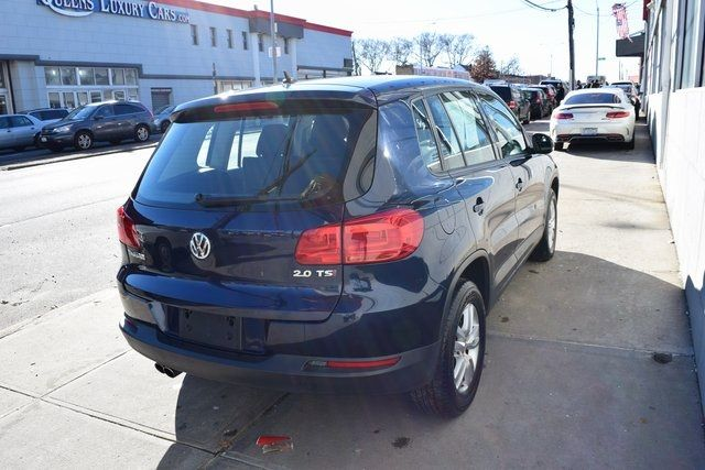 2014 Volkswagen Tiguan S Richmond Hill, New York 8