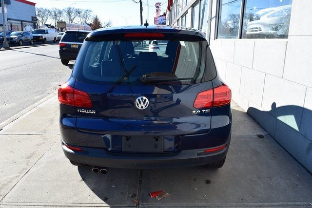2014 Volkswagen Tiguan S Richmond Hill, New York 9