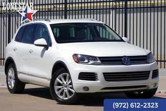 2014 Volkswagen Touareg Sport Clean Carfax Leather AWD