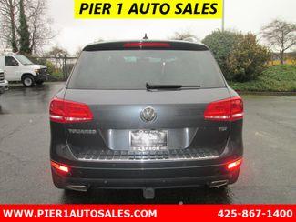 2014 Volkswagen Touareg  TDI Exec Seattle, Washington 4