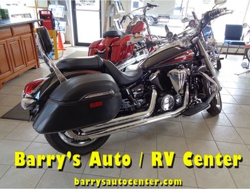 2014 Yamaha V Star 950 Tourer in Brockport