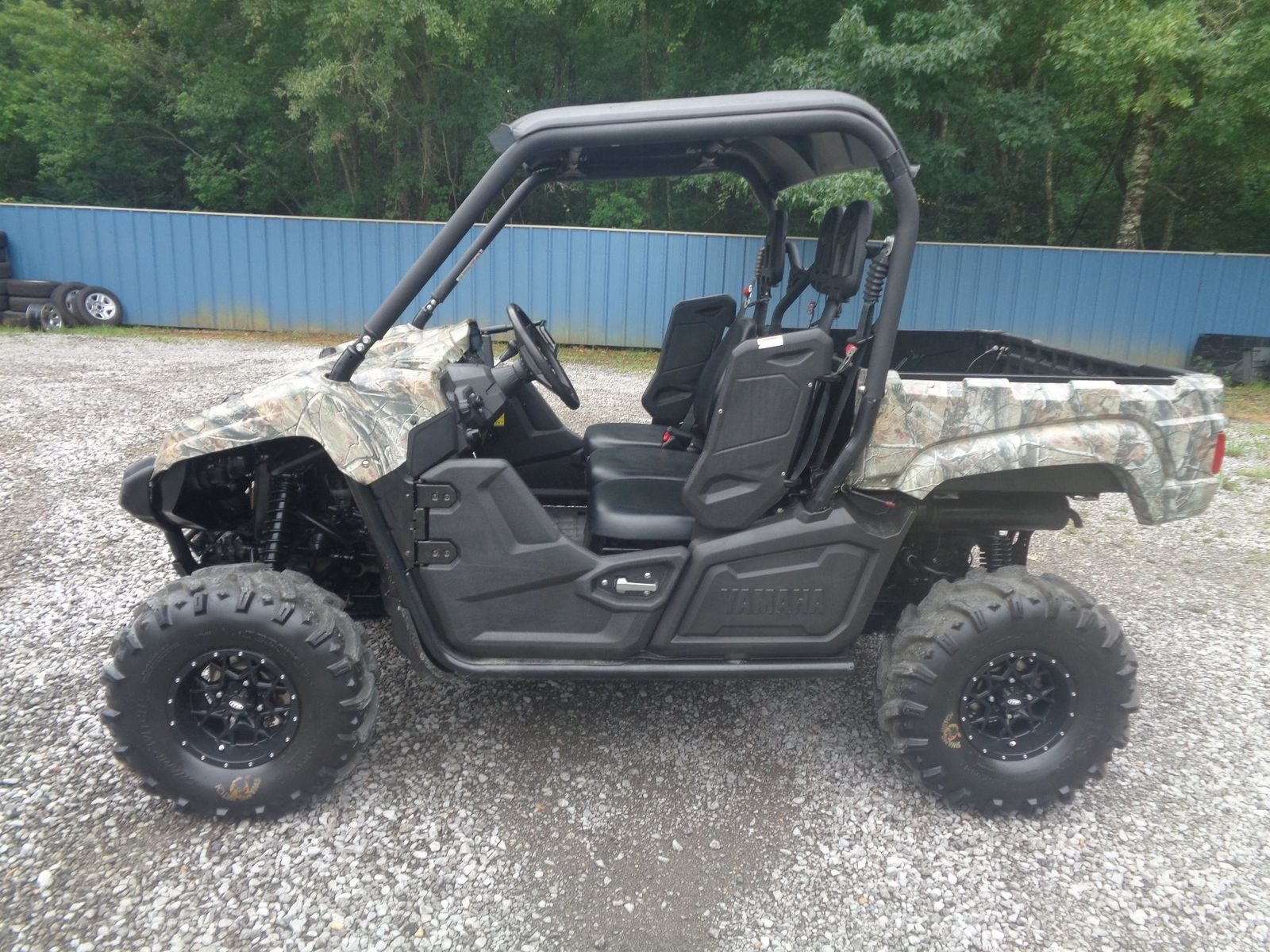 2014 yamaha viking 700 4x4 side by side city louisiana for Yamaha 700 viking