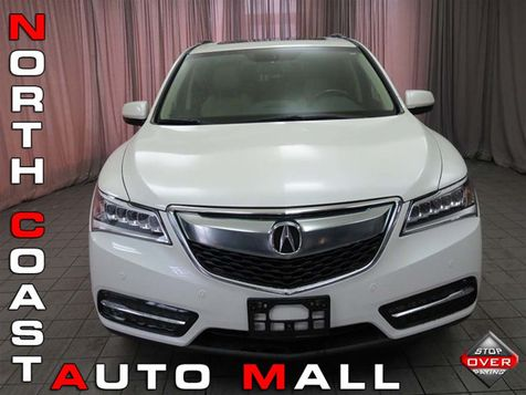 2015 Acura MDX Advance/Entertainment Pkg in Akron, OH
