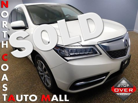 2015 Acura MDX Tech Pkg in Bedford, Ohio