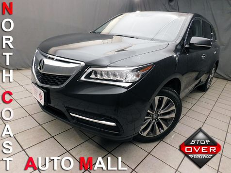 2015 Acura MDX Tech Pkg in Cleveland, Ohio