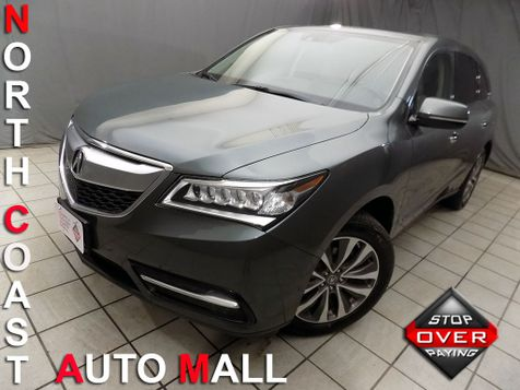 2015 Acura MDX Tech/Entertainment Pkg in Cleveland, Ohio