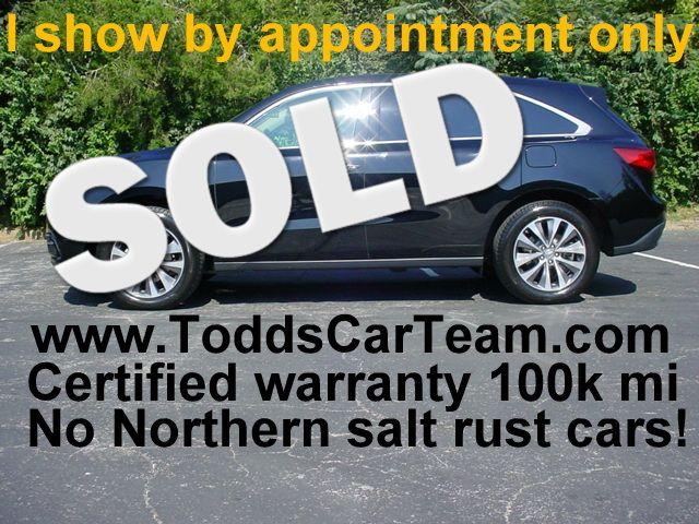 2015 Acura MDX Tech Pkg w/ Navi   Nashville, TN   ToddsCarTeam.com in Nashville TN