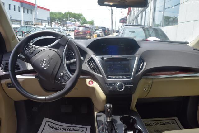 2015 Acura MDX Tech Pkg Richmond Hill, New York 10