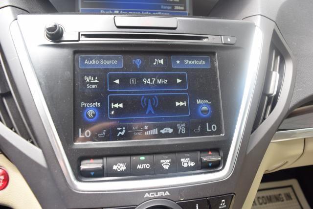 2015 Acura MDX Tech Pkg Richmond Hill, New York 17