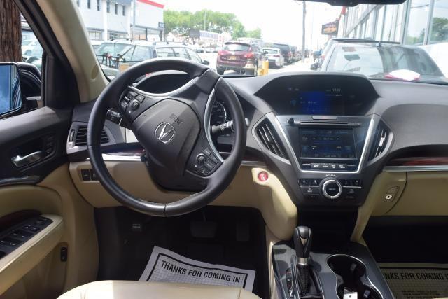 2015 Acura MDX Tech Pkg Richmond Hill, New York 9