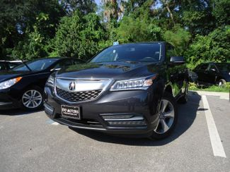 2015 Acura MDX SEFFNER, Florida