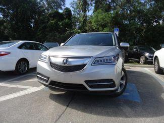 2015 Acura MDX SH-AWD 7-PASSENGER SEFFNER, Florida 6