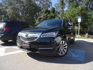 2015 Acura MDX Tech Pkg Tech Pkg. SH-AWD. NAVI. 7-PASSENGER SEFFNER, Florida 6