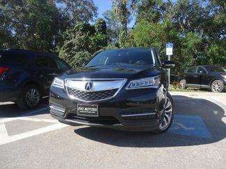 2015 Acura MDX Tech Pkg Tech Pkg. SH-AWD. NAVI. 7-PASSENGER SEFFNER, Florida 7
