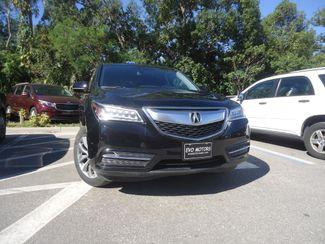 2015 Acura MDX Tech Pkg Tech Pkg. SH-AWD. NAVI. 7-PASSENGER SEFFNER, Florida 9