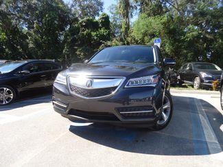 2015 Acura MDX 7- PASSENGER SEFFNER, Florida 6