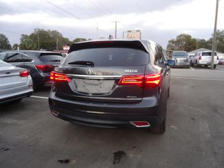 2015 Acura MDX SH-AWD 7-PASSENGER SEFFNER, Florida 11