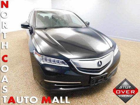 2015 Acura TLX 4dr Sedan FWD in Bedford, Ohio
