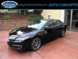 2015 Acura TLX V6 Advance Bridgeville, Pennsylvania 3