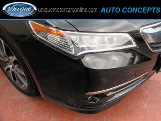 2015 Acura TLX V6 Advance Bridgeville, Pennsylvania 5
