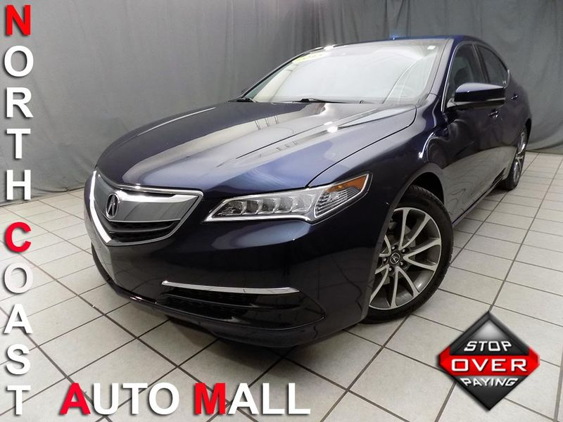 interior review acura tlx tech price side