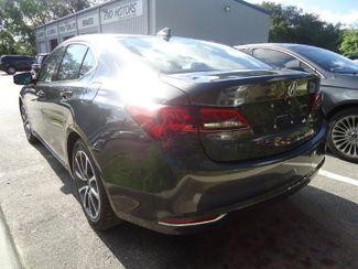 2015 Acura TLX V6 Tech. NAVIGATION SEFFNER, Florida 5