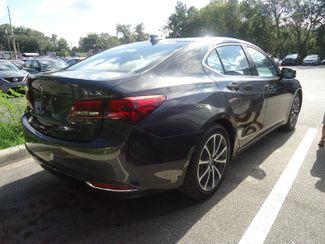 2015 Acura TLX V6 Tech. NAVIGATION SEFFNER, Florida 7