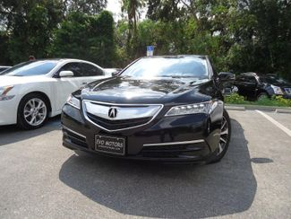 2015 Acura TLX SEFFNER, Florida 1