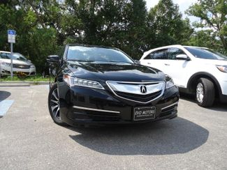 2015 Acura TLX SEFFNER, Florida 4