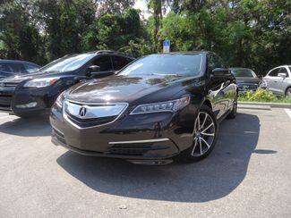 2015 Acura TLX V6 Tech. NAVIGATION SEFFNER, Florida 4