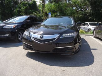 2015 Acura TLX V6 Tech. NAVIGATION SEFFNER, Florida 5