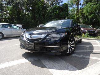 2015 Acura TLX Tech NAVIGATION SEFFNER, Florida 6