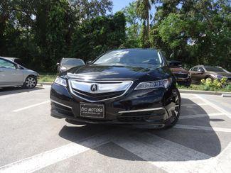 2015 Acura TLX Tech NAVIGATION SEFFNER, Florida 7