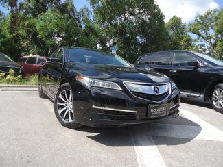 2015 Acura TLX Tech NAVIGATION SEFFNER, Florida 8