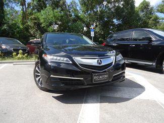 2015 Acura TLX Tech NAVIGATION SEFFNER, Florida 9
