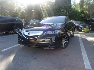 2015 Acura TLX SEFFNER, Florida