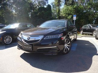 2015 Acura TLX SEFFNER, Florida 5