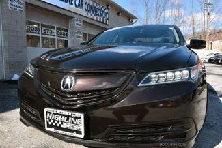 2015 Acura TLX V6 Tech Waterbury, Connecticut 4