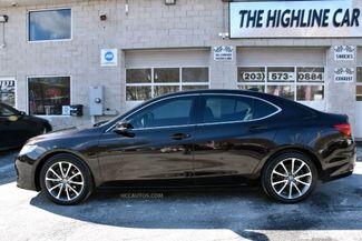 2015 Acura TLX V6 Tech Waterbury, Connecticut 5
