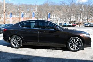 2015 Acura TLX V6 Tech Waterbury, Connecticut 8