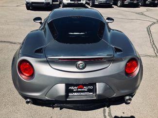 2015 Alfa Romeo 4C Base LINDON, UT 4