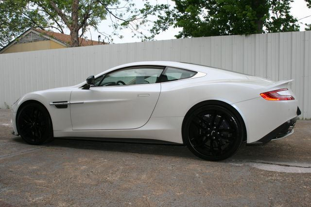 2015 Aston Martin Vanquish Houston, Texas 7