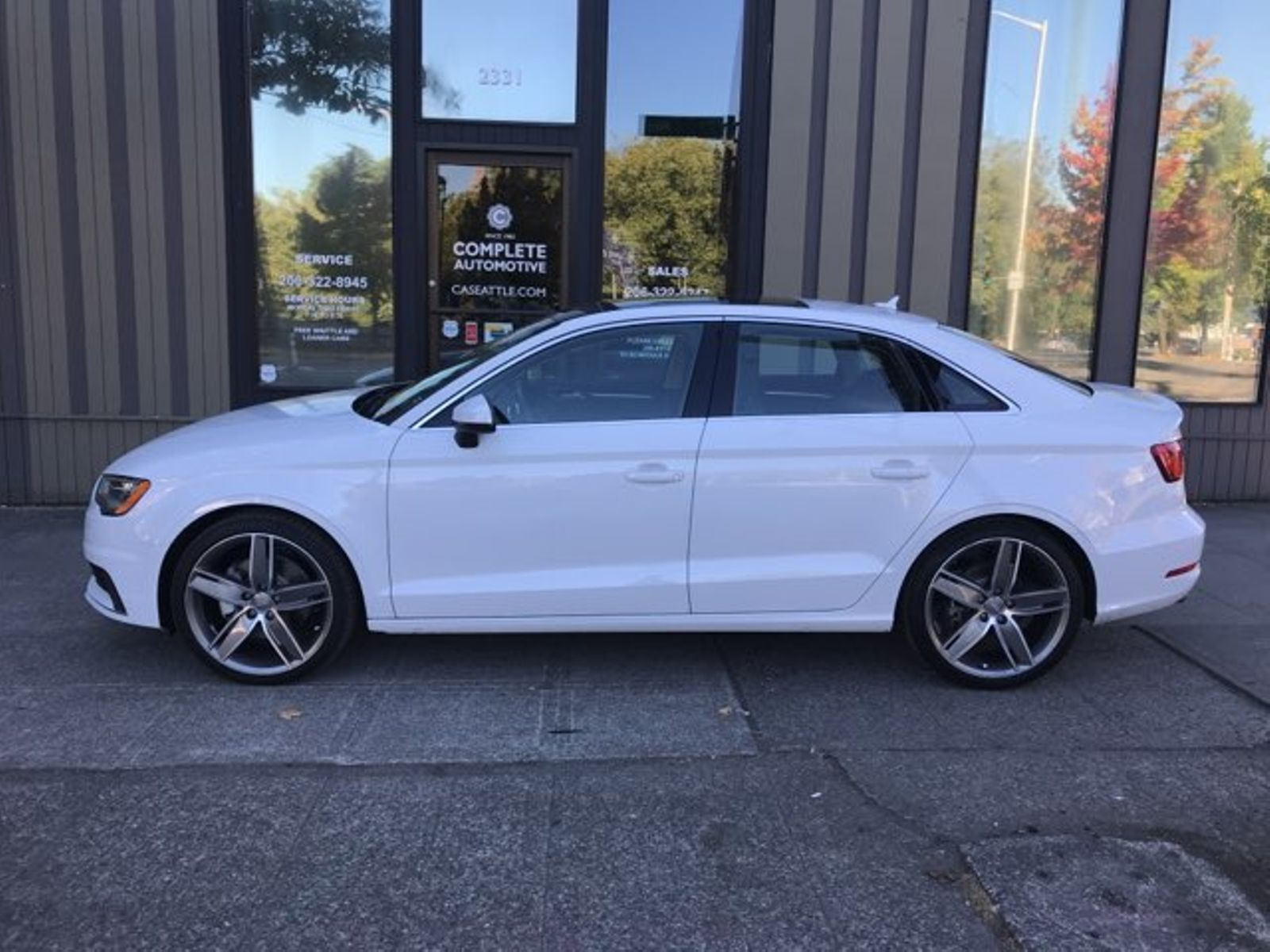 2015 audi a3 20t quattro all wheel drive premium plus sport driver